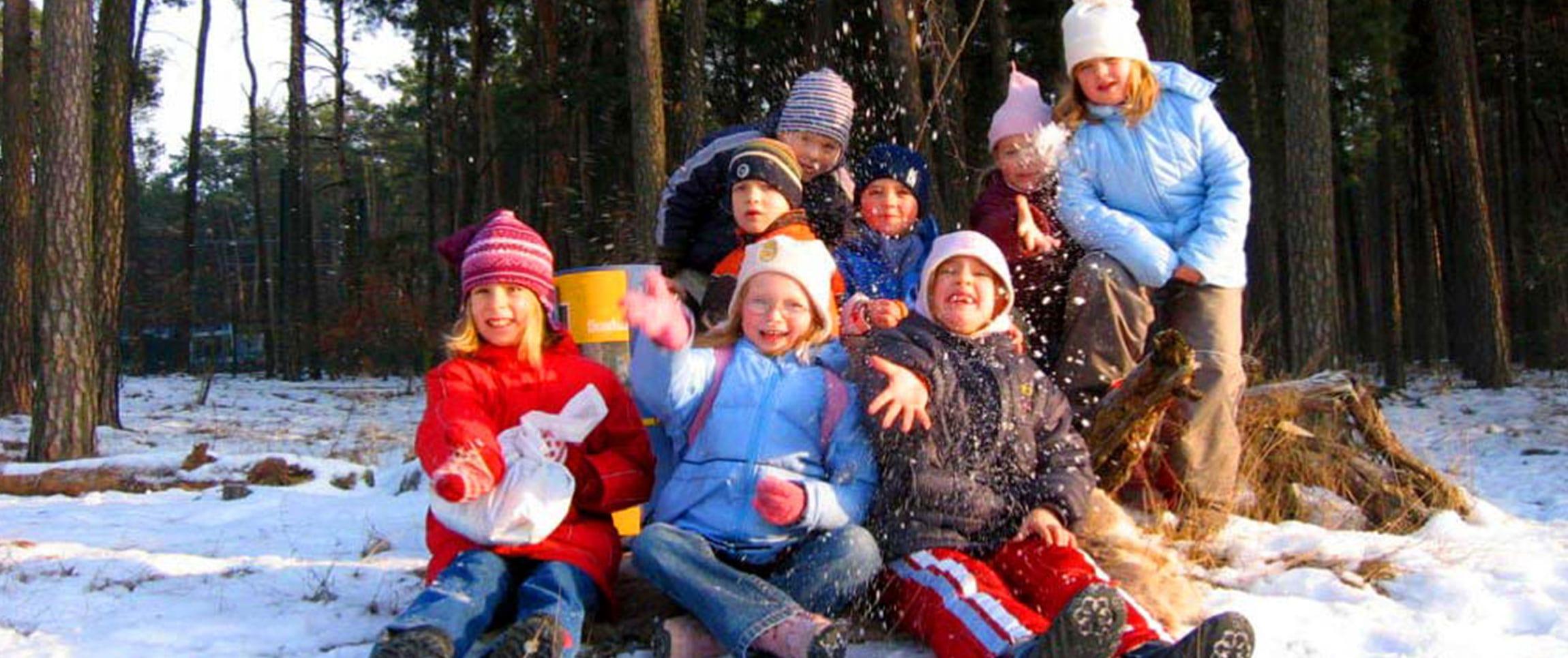 Naturpädagogischer Kindergarten und Hort in Alt Drewitz